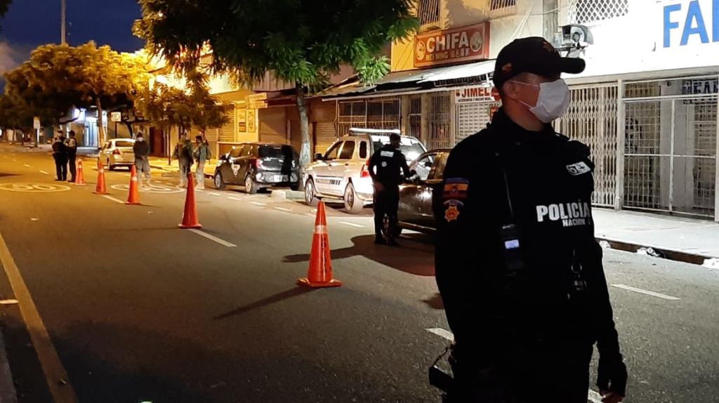 Estado de Excepción en el Ecuador – Coronel & Pérez